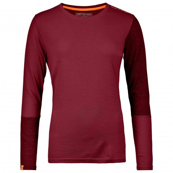 Ortovox - Women's Merino 185 R 'N' W Long Sleeve - Merino ondergoed