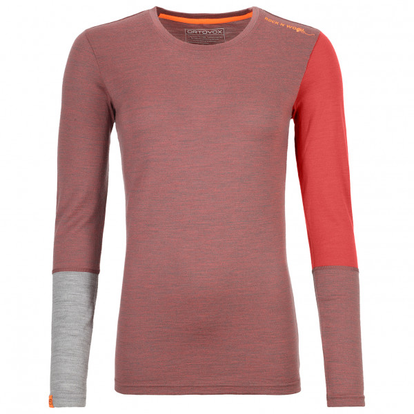 Ortovox - Women's Merino 185 R 'N' W Long Sleeve - Merino base layer