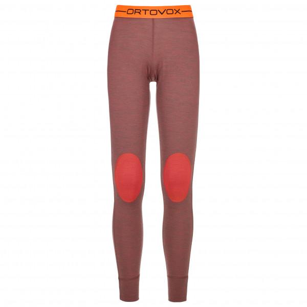 Ortovox - Women's R 'N' W Long Pants - Merinovilla-alusvaatteet