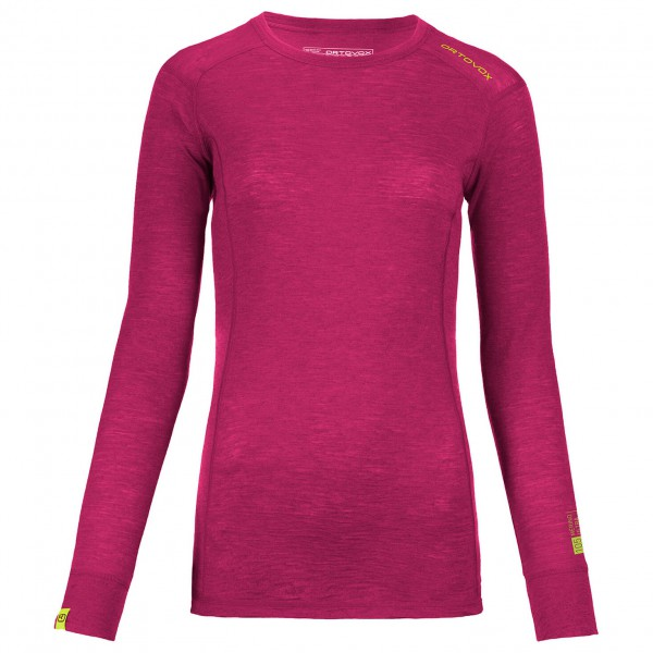 Ortovox - Women's Merino Ultra 105 Long Sleeve - Longsleeve