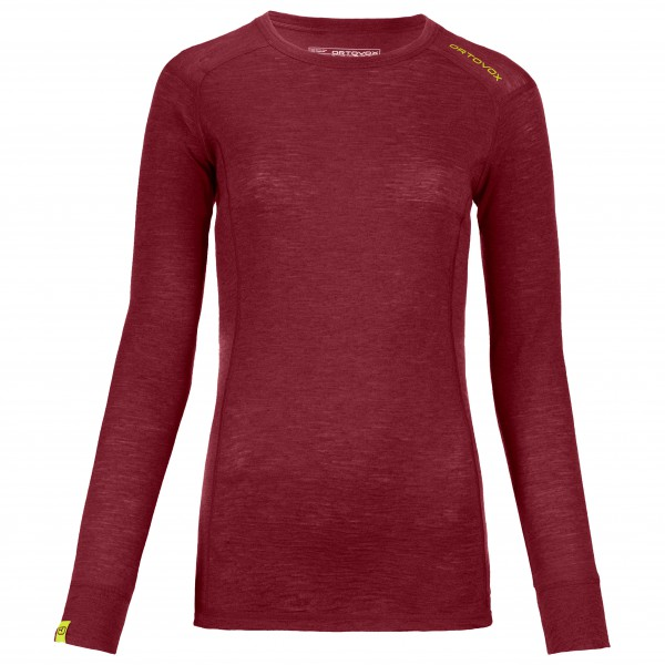 Ortovox - Women's Merino Ultra 105 Long Sleeve - Merinoundertøy