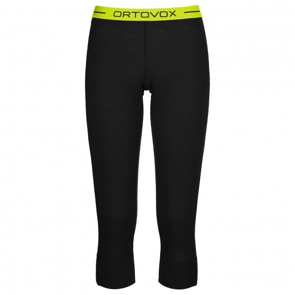 Ortovox - Women's Merino Ultra 105 Short Pants - Ropa interior merino