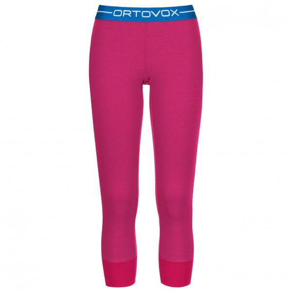Ortovox - Women's Merino Supersoft 210 Short Pants - Lange onderbroek