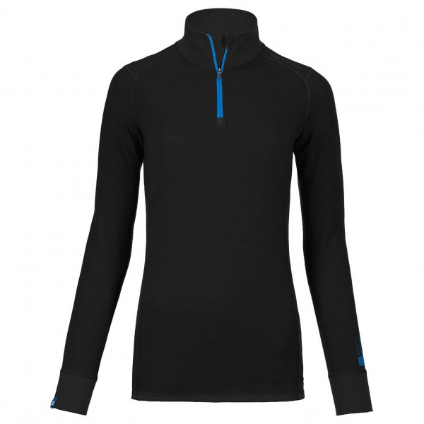 Ortovox - Women's Merino Supersoft 210 Long Sleeve Zip Neck