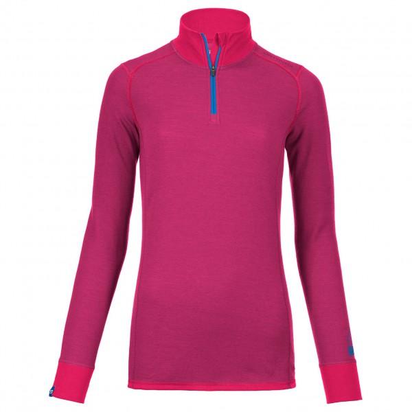 Ortovox - Women's Merino Supersoft 210 Long Sleeve Zip Neck - Longsleeve