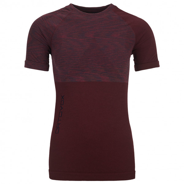 Ortovox - Women's Competition Short Sleeve - Merino undertøj