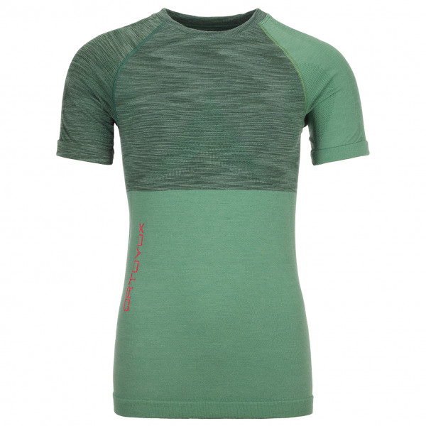 Ortovox - Women's Competition Short Sleeve - Merino-ondergoed