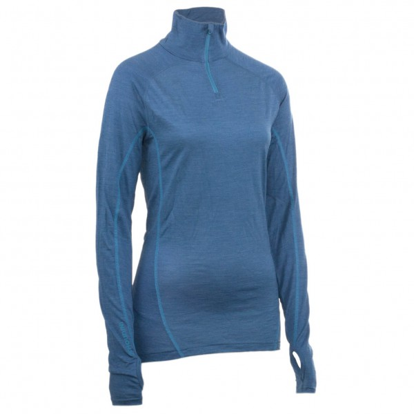 Houdini - Women's Airborn Zip - Manches longues