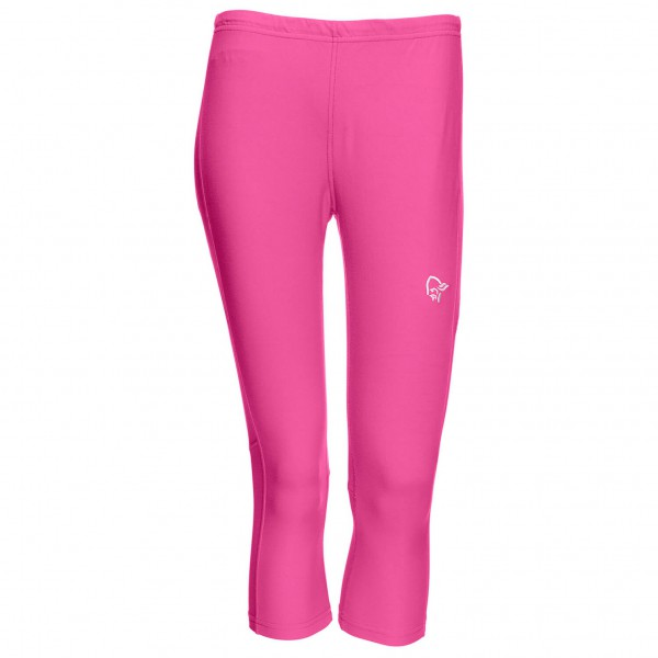 Norrøna - Women's Narvik Tech+ 3/4 Tights - Caleçon long