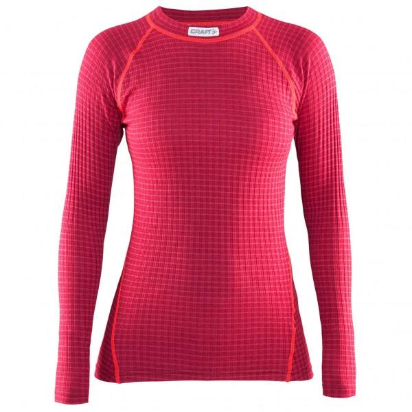 Craft - Women's Warm Wool Crewneck - Longsleeve