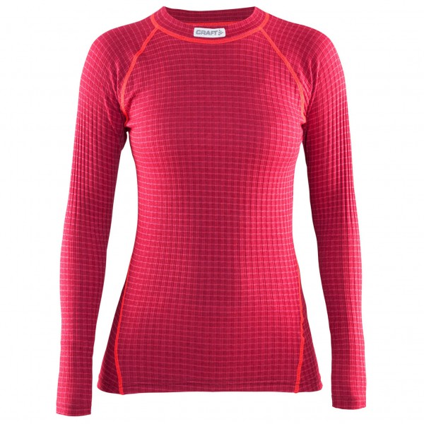 Craft - Women's Warm Wool Crewneck - Manches longues