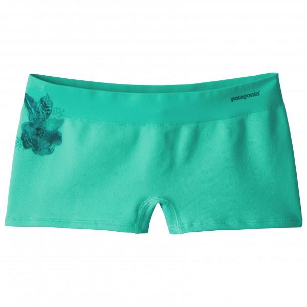 Patagonia - Women's Active Mesh Boy Shorts - Ropa interior fibra sintética