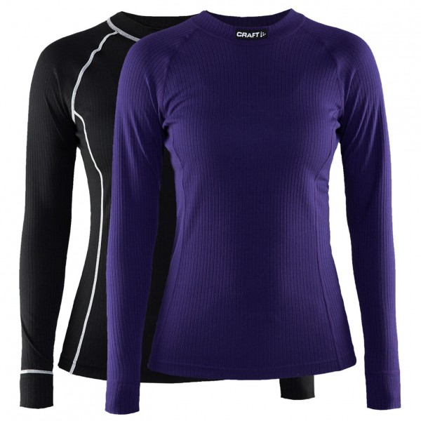 Craft - Women's Active Multi 2-Pack Tops - Longsleeve