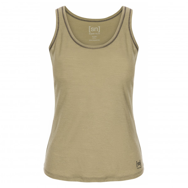 SuperNatural - Women's Base Tank 140 - Sous-vêtement mérinos