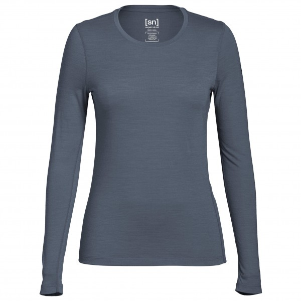 SuperNatural - Women's Base LS 140 - Long-sleeve