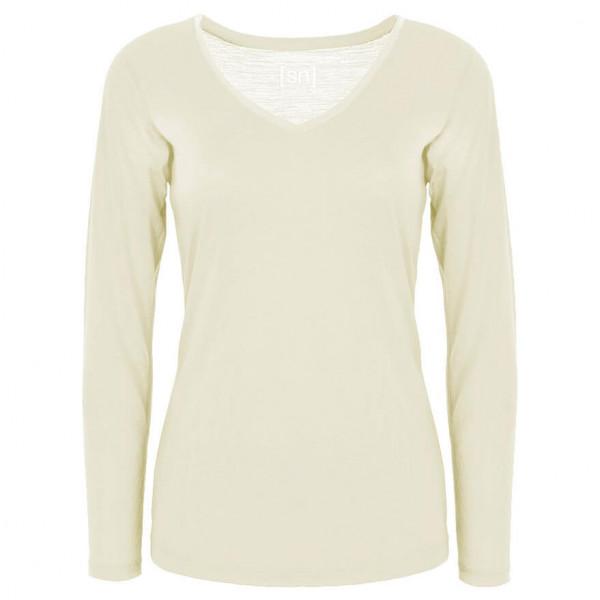 SuperNatural - Women's Base V Neck 230 - Long-sleeve