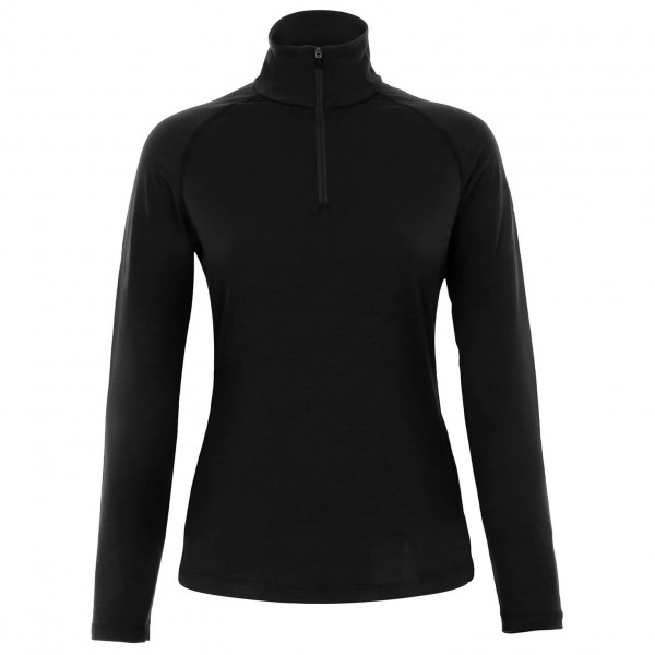 SuperNatural - Women's Base 1/4 Zip 230 - Manches longues