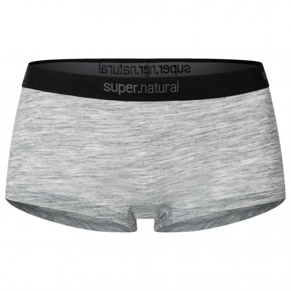 SuperNatural - Women's Base Boyfriend Hipster 175 - Merinounterwäsche