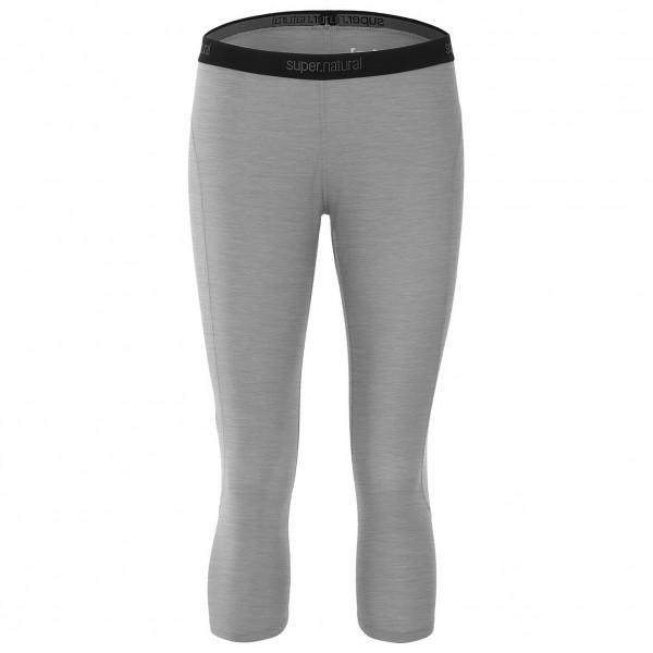SuperNatural - Women's Base 3/4 Tight 175 - Lange Unterhose