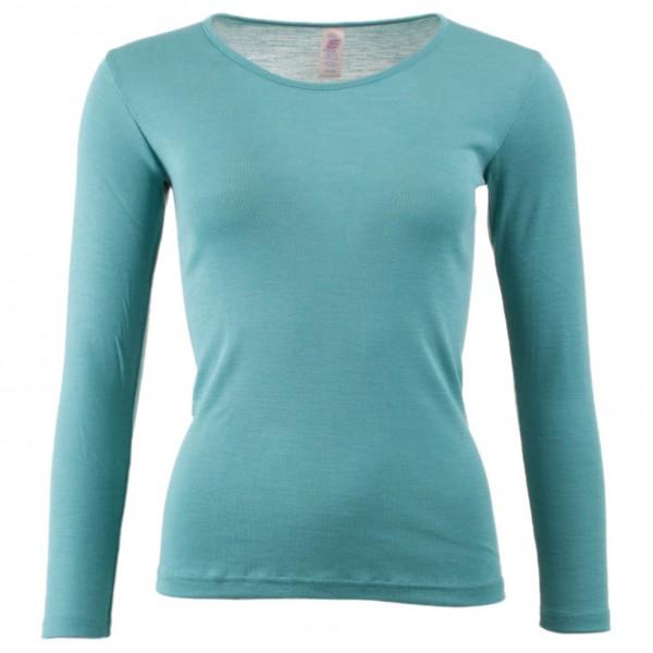 Engel - Women's Unterhemd L/S - Silk underwear