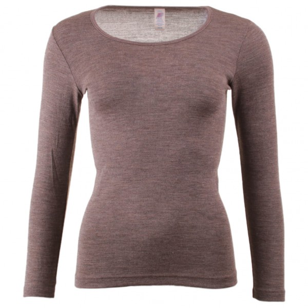 Engel - Women's Unterhemd L/S - Silk base layers