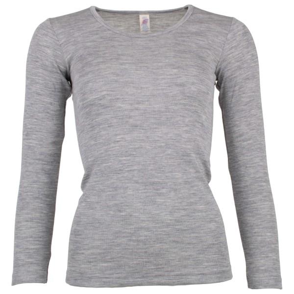 Engel - Women's Unterhemd L/S - Merino undertøj