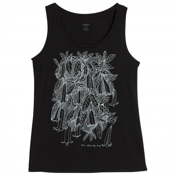 Icebreaker - Women's Tech Lite Tank Dancing Tree - Top