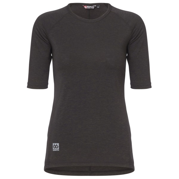 66 North - Women's Unnur T-Shirt - Synthetisch ondergoed