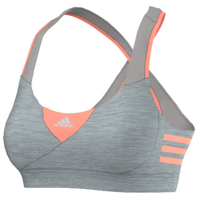 adidas - Women's Supernova Melange Bra - Soutien-gorge de sp