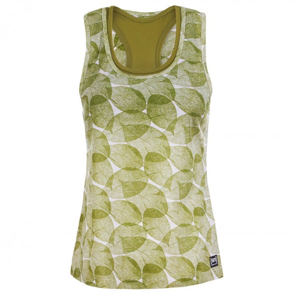 SuperNatural - Women's Active Top Printed - Yoga vest