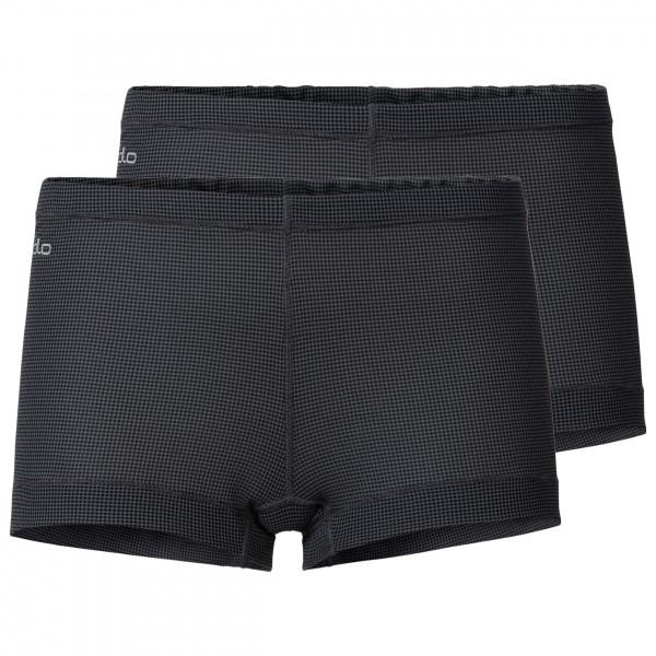 Odlo - Women's Panty Cubic 2 Pack - Tekokuitualusvaatteet