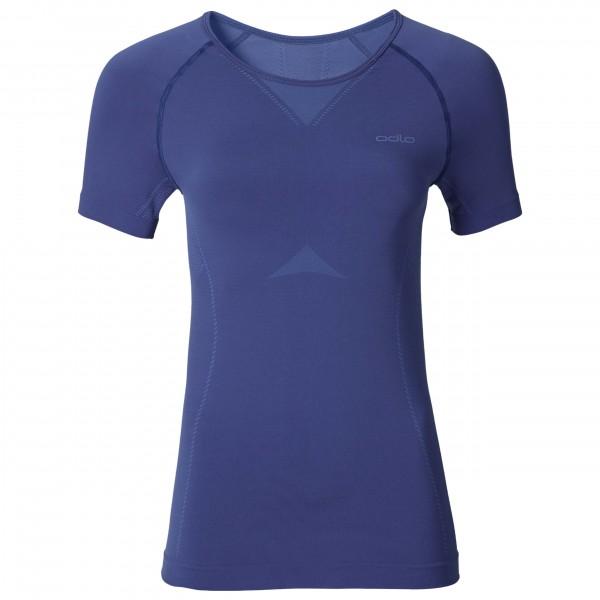 Odlo - Women's Shirt S/S Crew Neck Evolution Light - Underkläder syntet