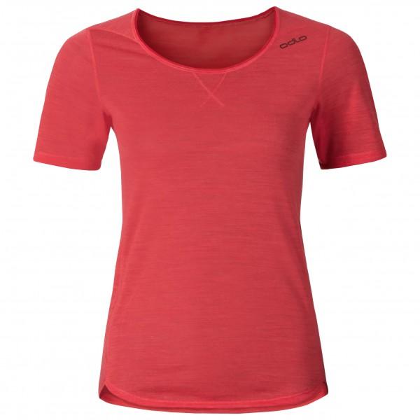 Odlo - Women's Shirt S/S Crew Neck Revolution TW Light - Synthetic base layer