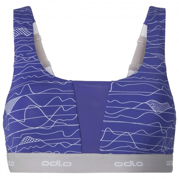 Odlo - Women's Sports Bra Padded Medium - Sujetador deportivo