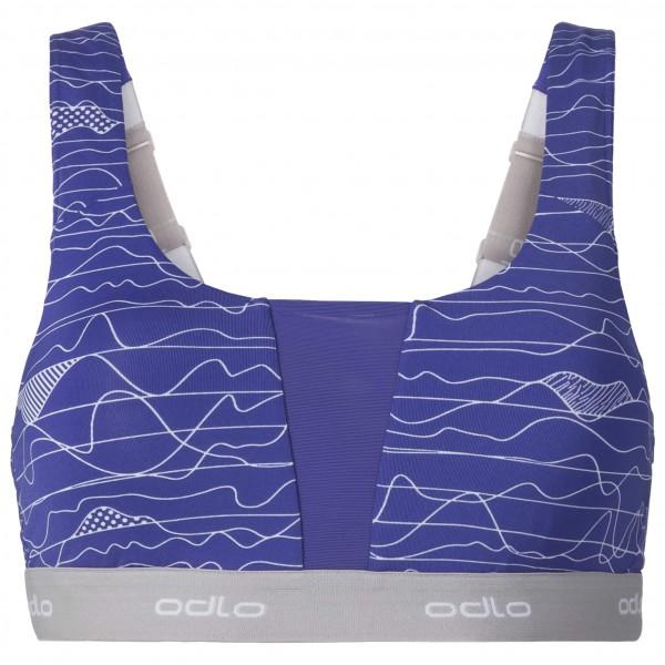 Odlo - Women's Sports Bra Padded Medium - Urheilurintaliivi