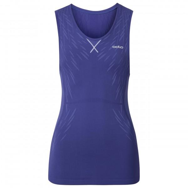 Odlo - Women's Top Evolution Light Blackcomb - Syntetisk undertøj