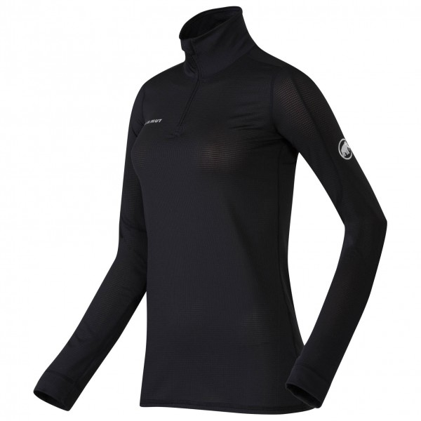 Mammut - Women's Go Dry Zip Longsleeve - Long-sleeve