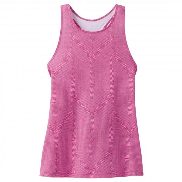 Prana - Women's Boost Printed Top - Yoga tops