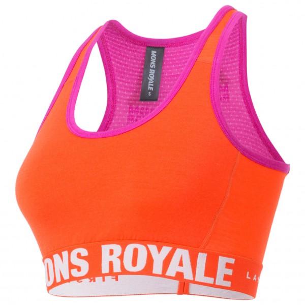 Mons Royale - Women's Sports Bra - Urheilurintaliivi