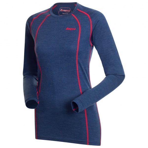 Bergans - Fjellrapp Lady Shirt Auslaufmodell - Long-sleeve