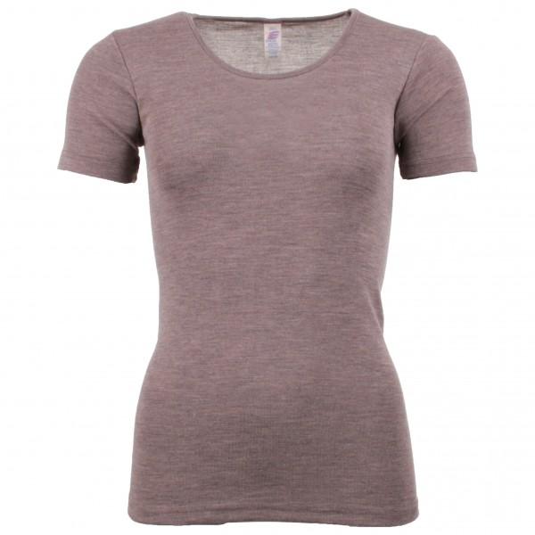Engel - Women's Unterhemd S/S - Sous-vêtements en soie