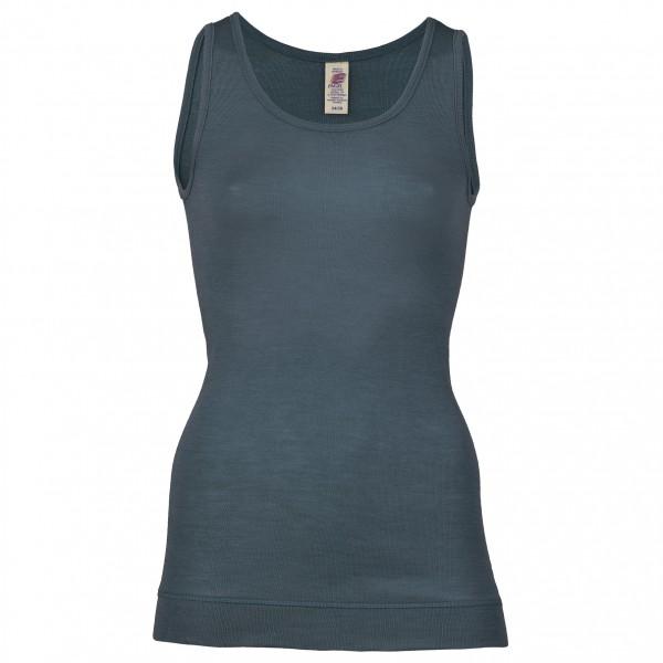 Engel - Women's Ärmellos Long-Shirt - Sous-vêtements en soie