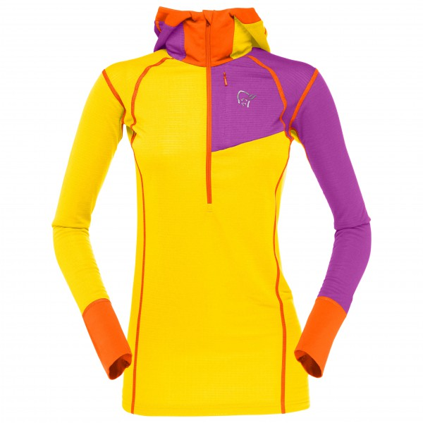 Norrøna - Women's Super Hoodie - Synthetic underwear