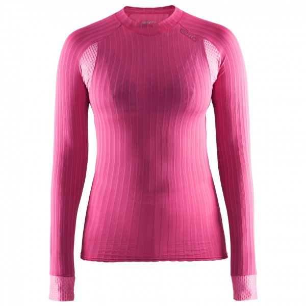 Craft - Women's Active Extreme 2.0 CN L/S - Synthetic base layer