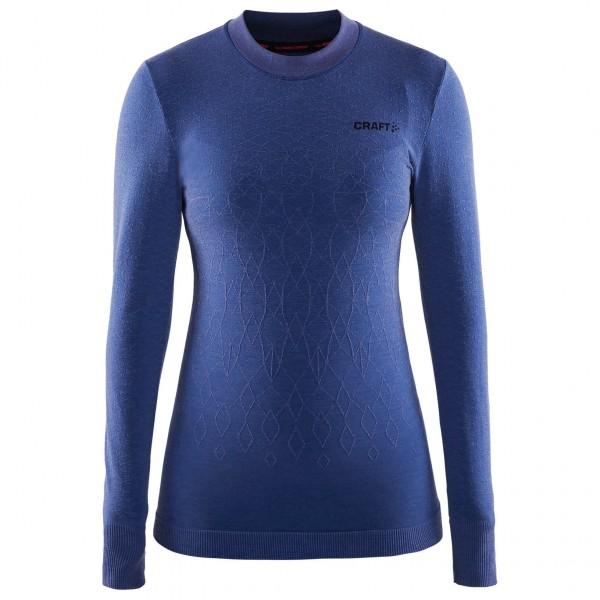 Craft - Women's Wool Comfort L/S - Synthetisch ondergoed