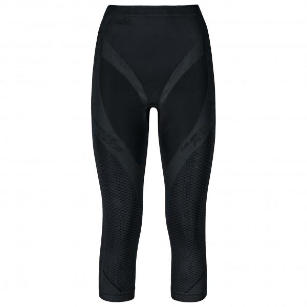 Odlo - Women's Pants 3/4 Evolution Warm Muscle Force - Underkläder syntet