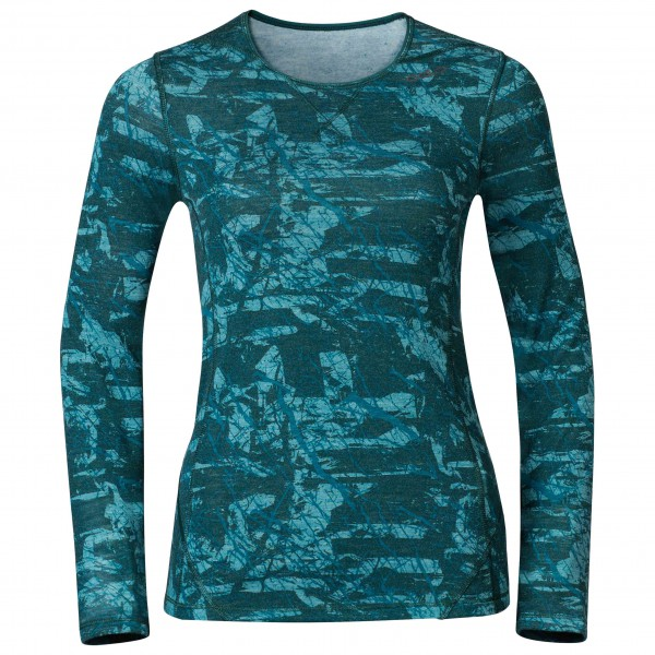Odlo - Women's Shirt L/S Crew Neck Livigno Revolution T