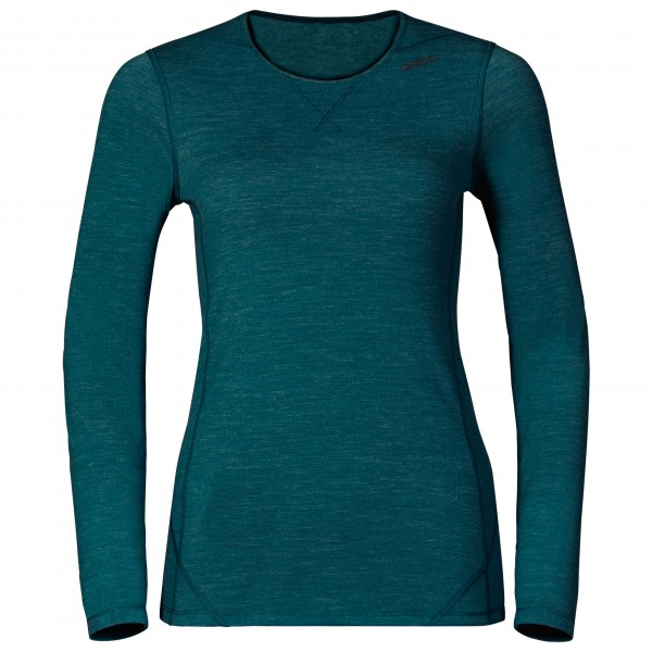 Odlo - Women's Shirt L/S Crew Neck Revolution TW Warm