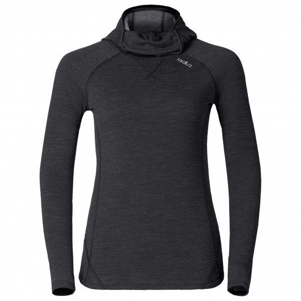 Odlo - Women's Shirt L/S With Facemask Revolution TW WA