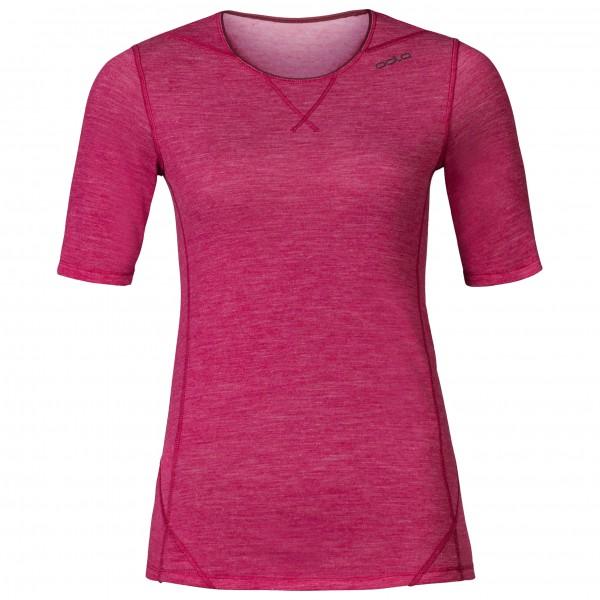 Odlo - Women's Shirt S/S Crew Neck Revolution TW Warm
